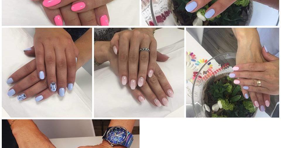 Manicure hybrydowy, tytanowy, żelowy a może klasyczny? ♥♥♥  Piękne pazurki :)