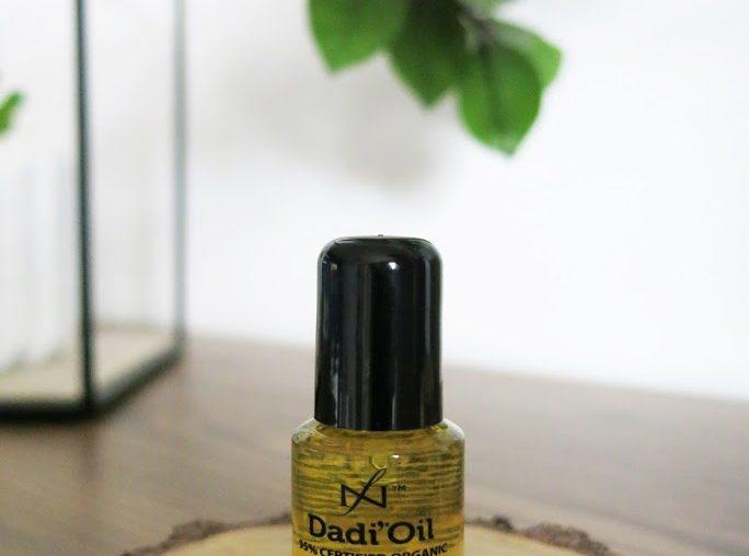 Organiczna oliwka do pielęgnacji skóry i paznokci Dadi'Oil w PPSpa piękno z natury ♥