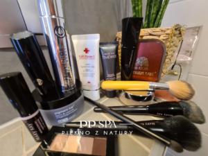 zestaw osobisty make-up na codzień